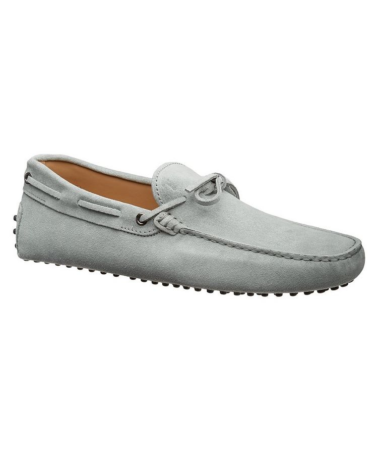 Laccetto Gommino Suede Driving Shoes image 0