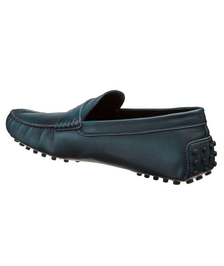 Nuovo Gommino Leather Loafers image 1