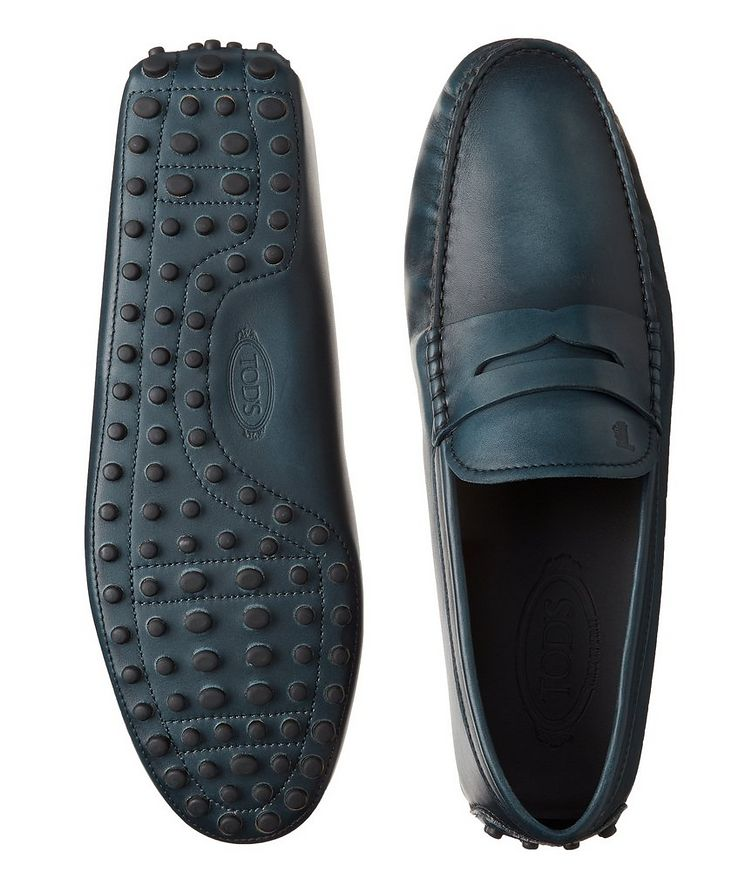 Nuovo Gommino Leather Loafers image 2