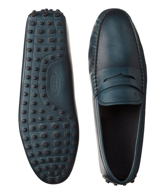 Nuovo Gommino Leather Loafers picture 3
