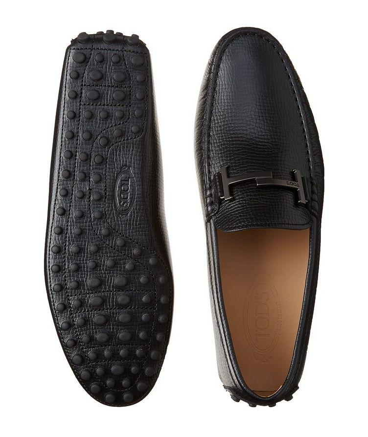 Gommino Doppia T Piatta Leather Loafers image 2