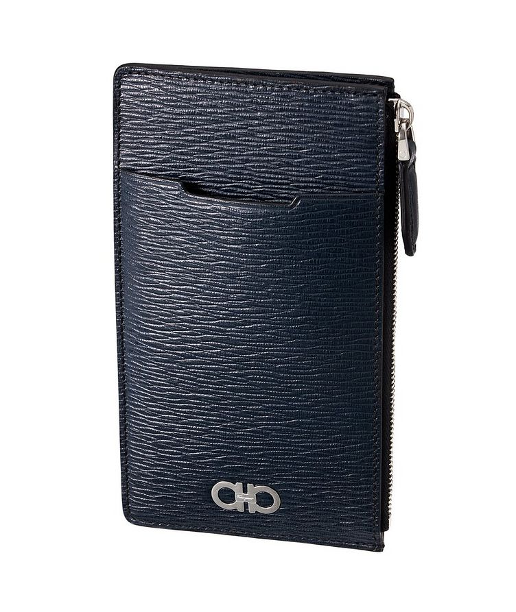 Leather Phone Wallet image 0