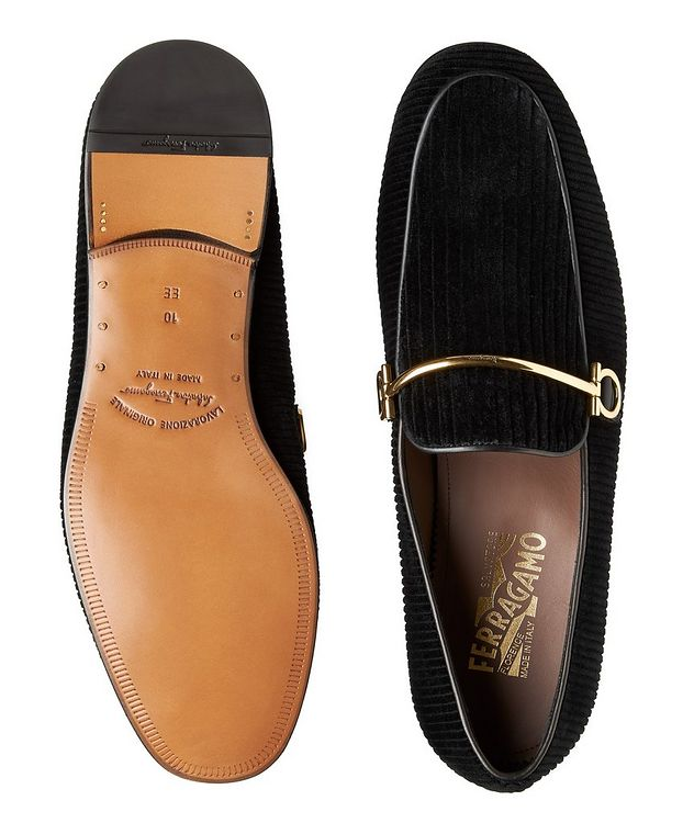 New York 2 Corduroy Loafers picture 3