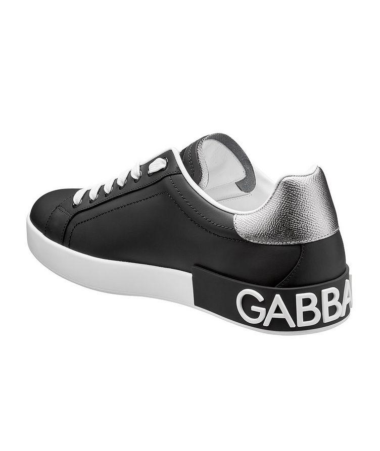 Chaussure sport en cuir, collection Portofino image 1