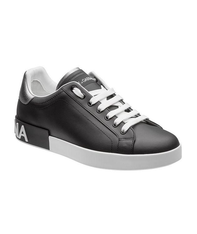 Chaussure sport en cuir, collection Portofino picture 1