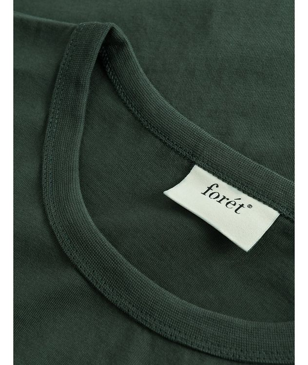 Time Cotton T-Shirt picture 2