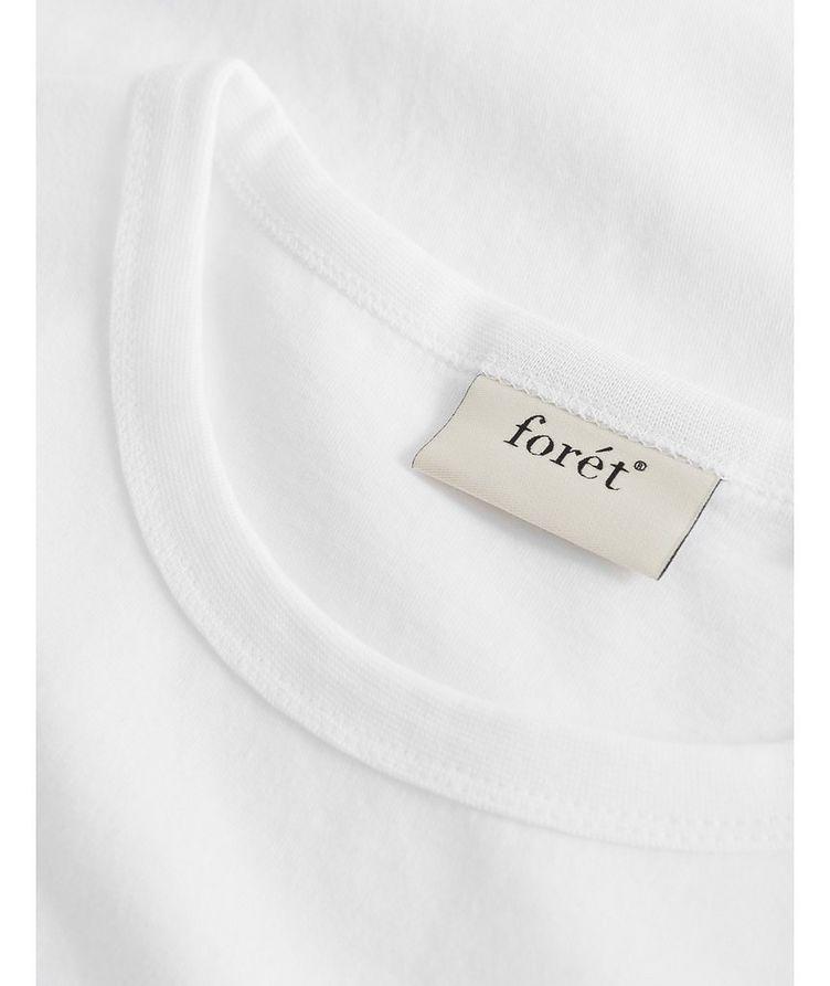 Time Cotton T-Shirt image 1