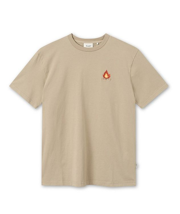 Glow Cotton T-Shirt picture 1