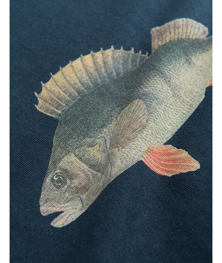 Perch Cotton T-Shirt image 2
