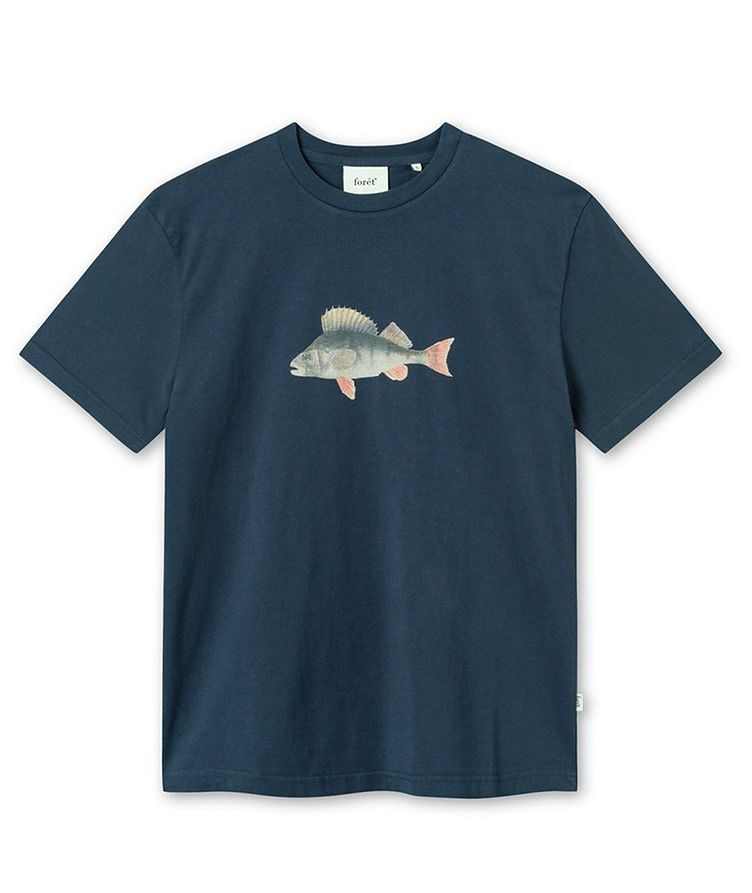 Perch Cotton T-Shirt image 0