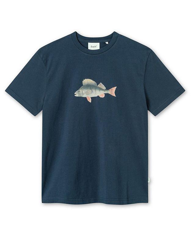 Perch Cotton T-Shirt picture 1
