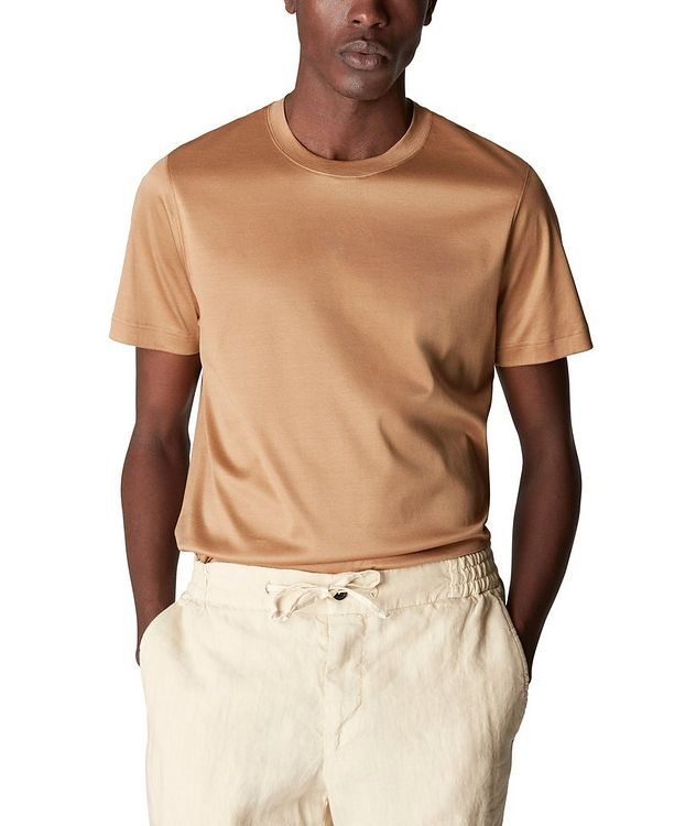 Slim Fit Jersey T-Shirt  picture 2