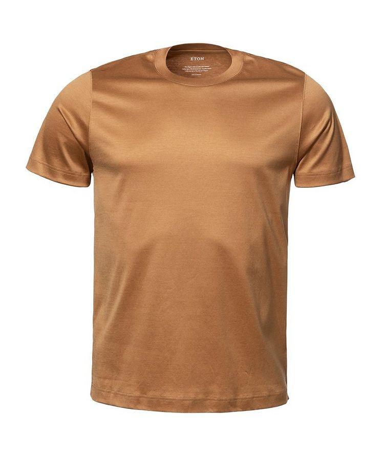 Slim Fit Jersey T-Shirt  image 0