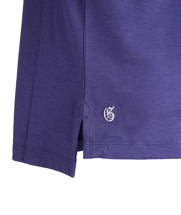 Omaha Quick Dry Stretch-Cotton Polo picture 3
