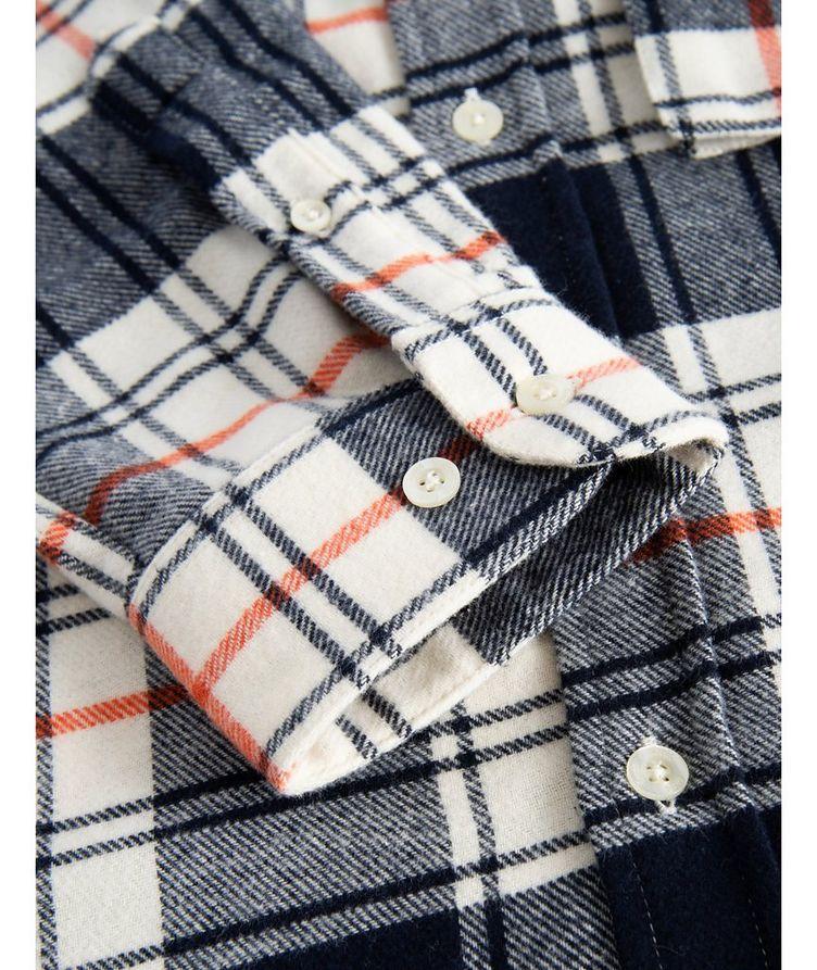 Alaska Plaid Cotton Shirt image 3