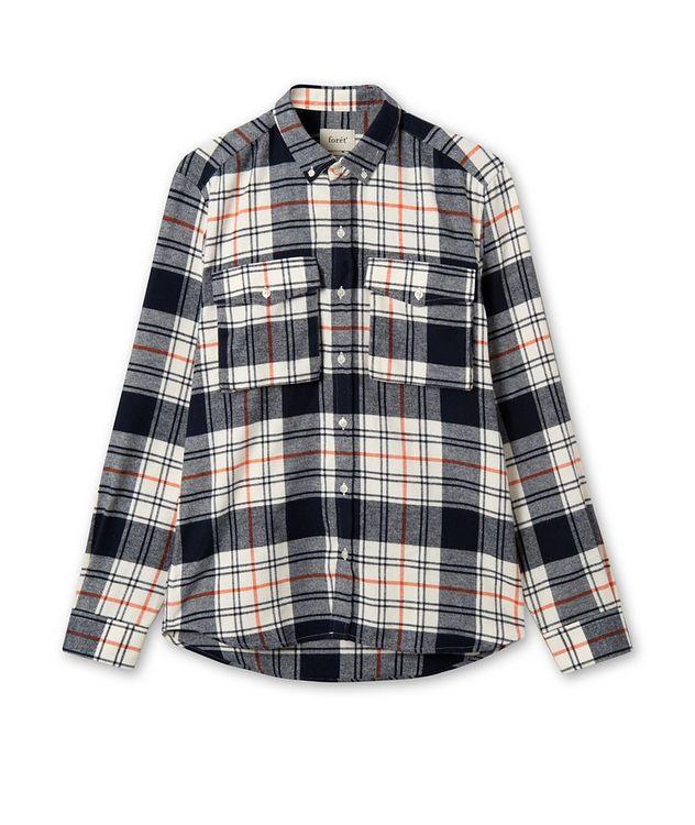 Alaska Plaid Cotton Shirt picture 1