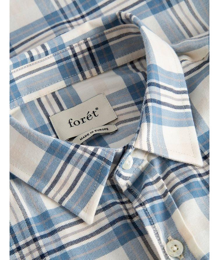 Wild Checked Cotton Sport Shirt image 1