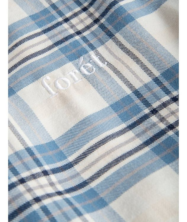 Wild Checked Cotton Sport Shirt picture 3