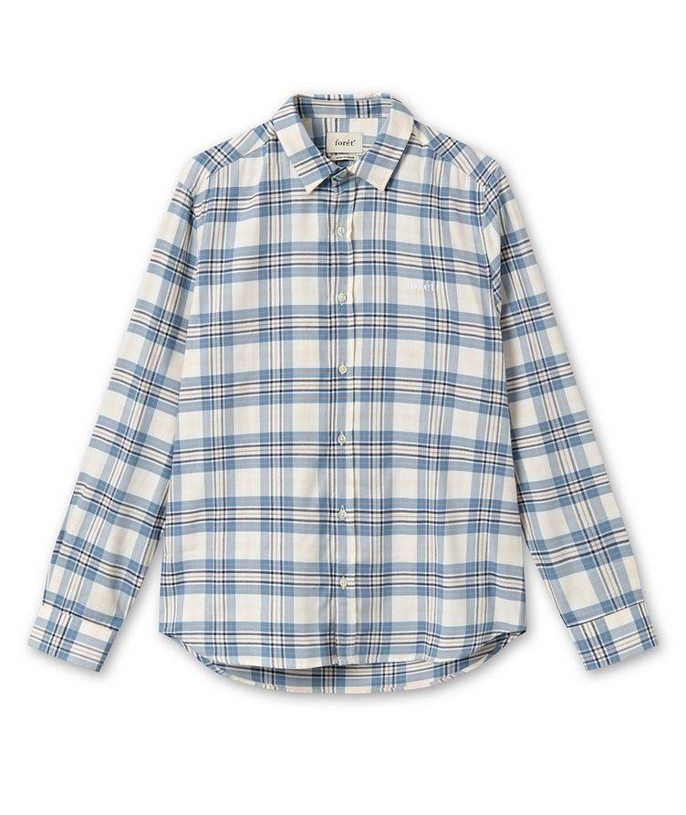 Wild Checked Cotton Sport Shirt image 0