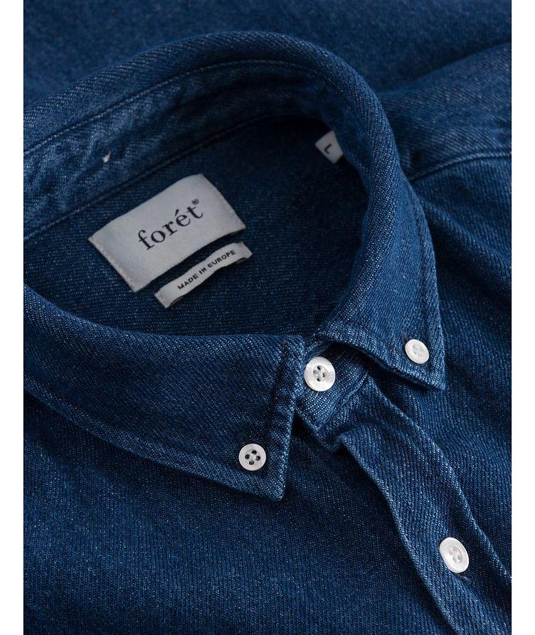 Frog Cotton Denim Shirt image 1