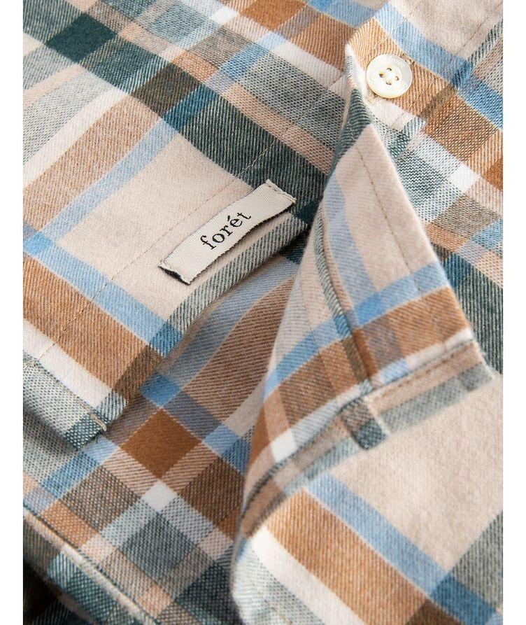Chemise décontractée Hornet en coton à motif quadrillé image 2