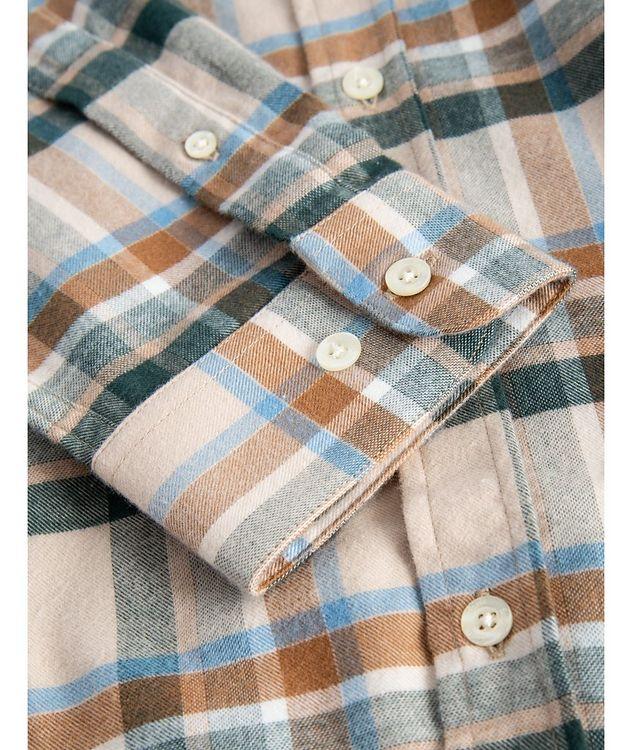 Chemise décontractée Hornet en coton à motif quadrillé picture 4