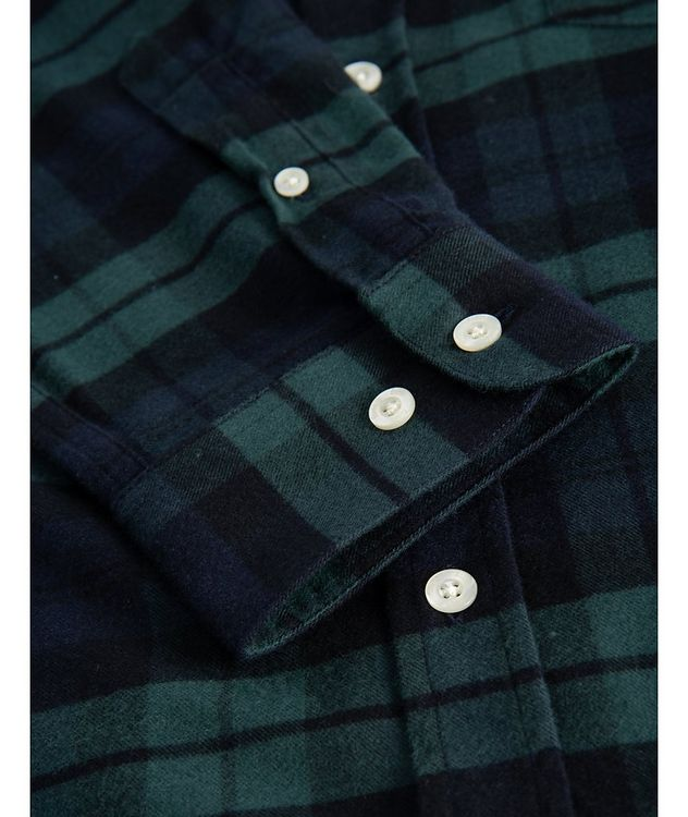 Hornet Checked Cotton Sport Shirt picture 3