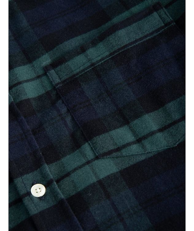 Hornet Checked Cotton Sport Shirt picture 4