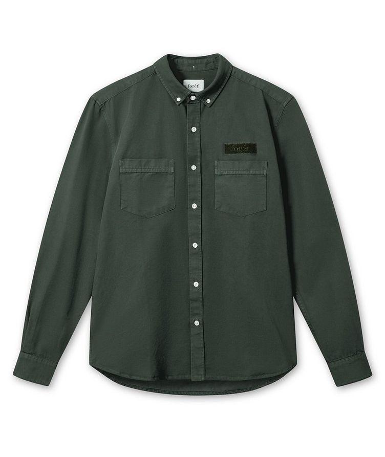 Bear Cotton Shirt image 0