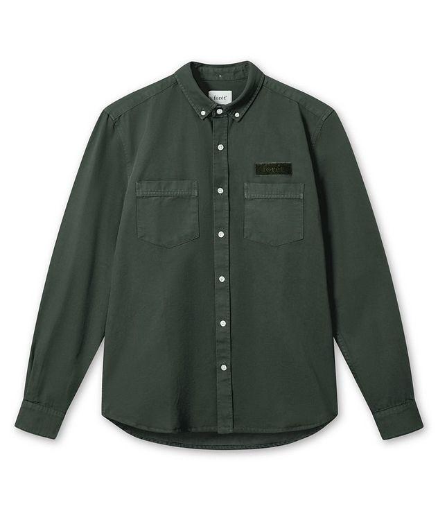 Bear Cotton Shirt picture 1