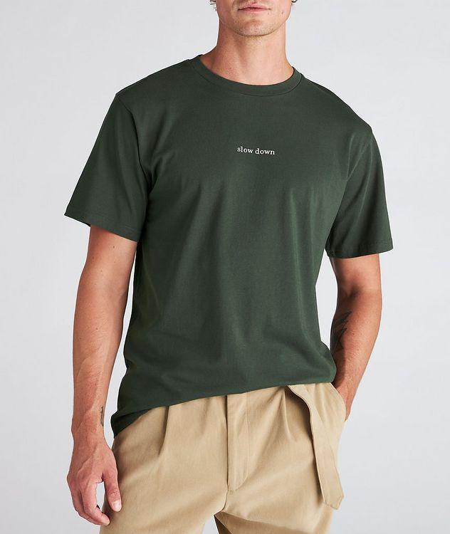 Quiet Cotton T-Shirt picture 2