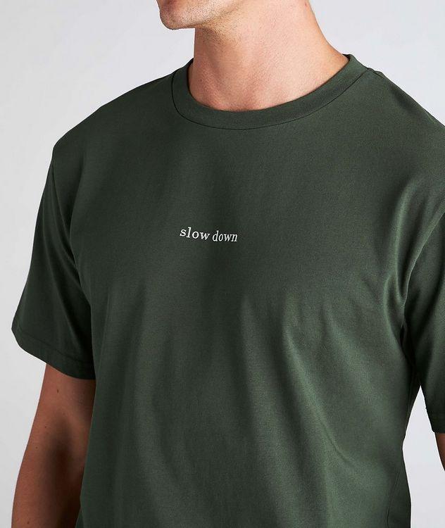 Quiet Cotton T-Shirt picture 4