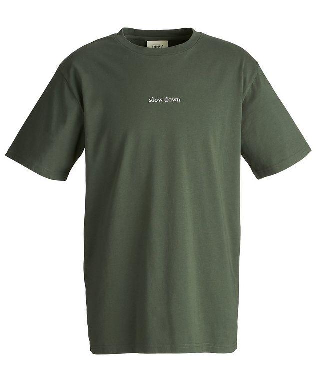 Quiet Cotton T-Shirt picture 1