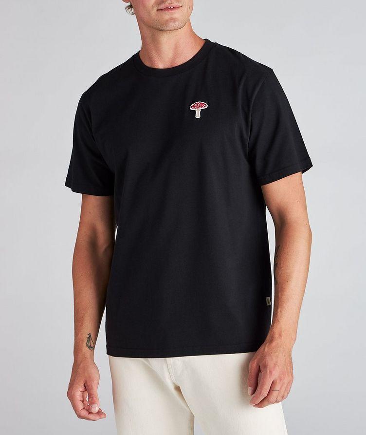 Mushroom Cotton T-Shirt image 1