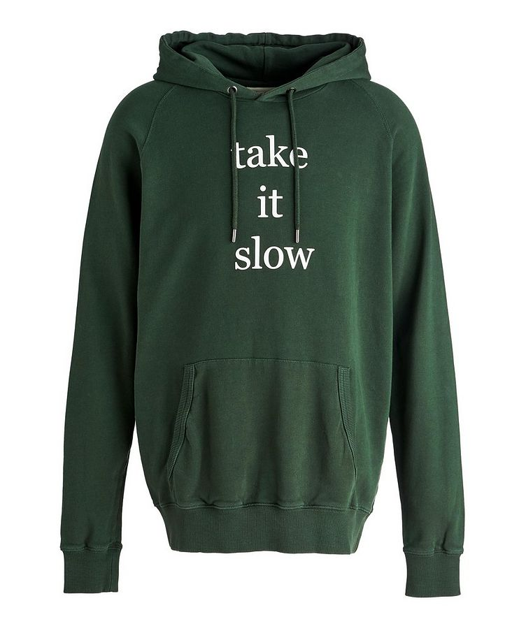 Ray Cotton Hoodie image 0