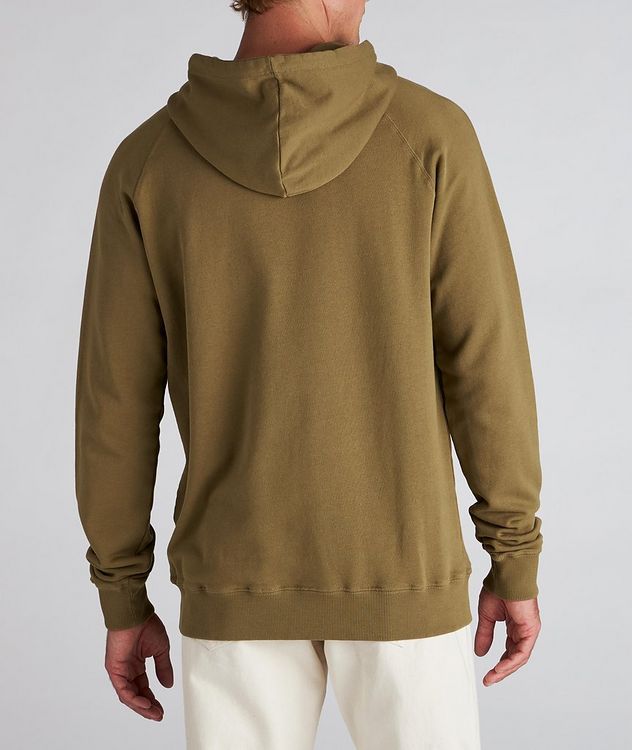 Flock Cotton Hoodie picture 3