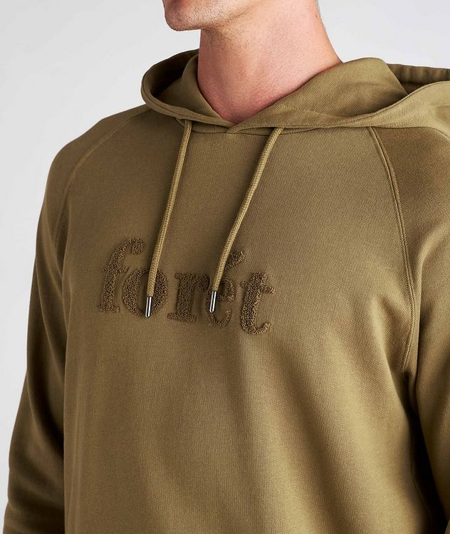 Flock Cotton Hoodie picture 4