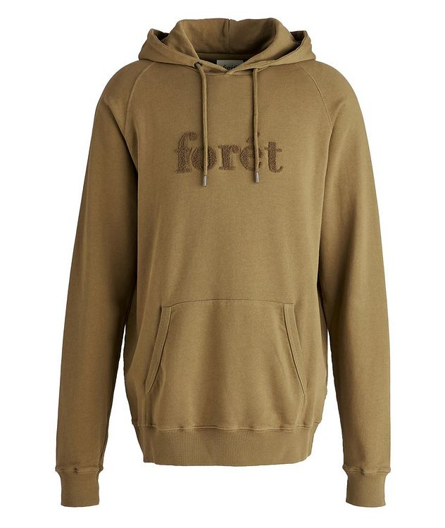 Flock Cotton Hoodie picture 1