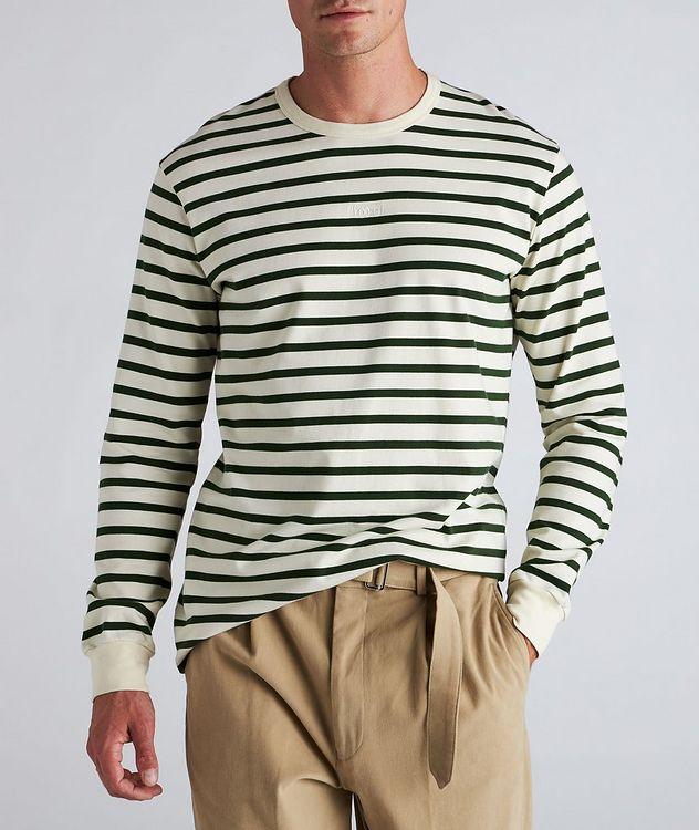 Nostalgia Long-Sleeve Cotton T-Shirt picture 2
