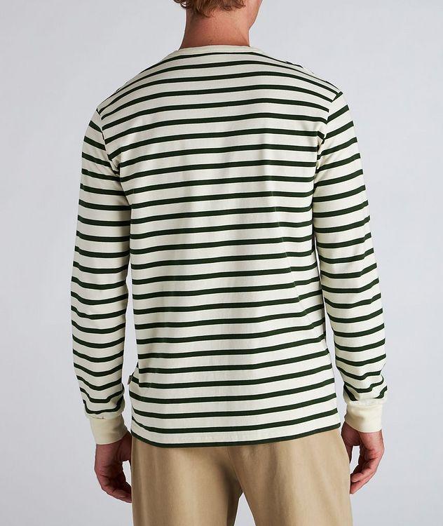 Nostalgia Long-Sleeve Cotton T-Shirt picture 3