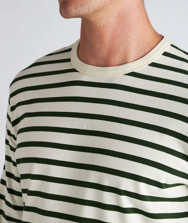 Nostalgia Long-Sleeve Cotton T-Shirt picture 4