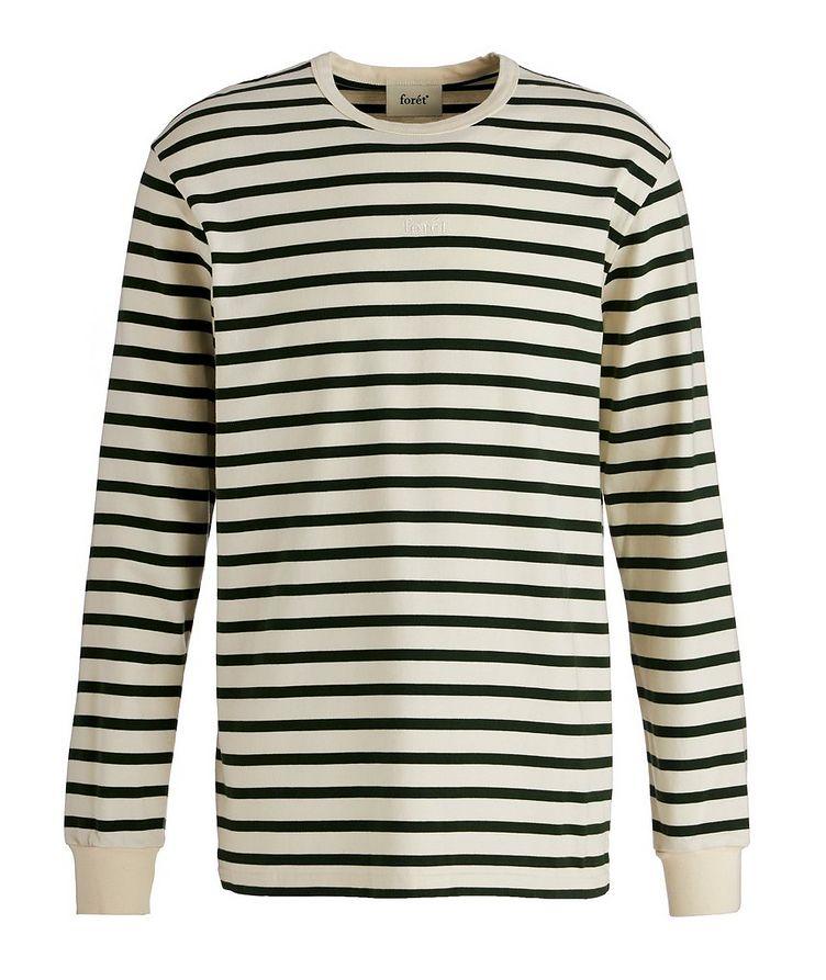 Nostalgia Long-Sleeve Cotton T-Shirt image 0