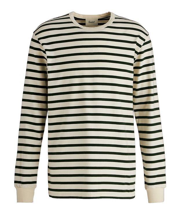 Nostalgia Long-Sleeve Cotton T-Shirt picture 1