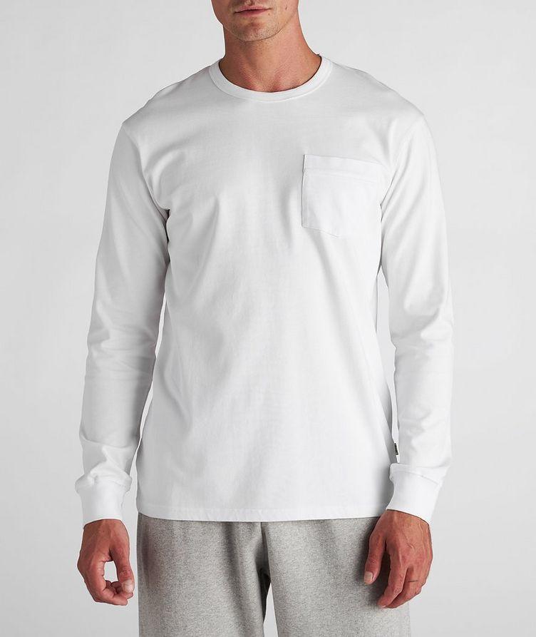 South Long-Sleeve Cotton T-Shirt image 1