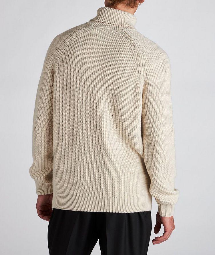 Huckle Wool-Blend Turtleneck image 2