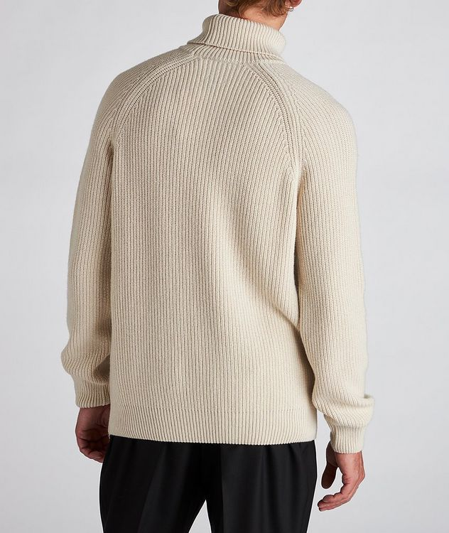 Huckle Wool-Blend Turtleneck picture 3