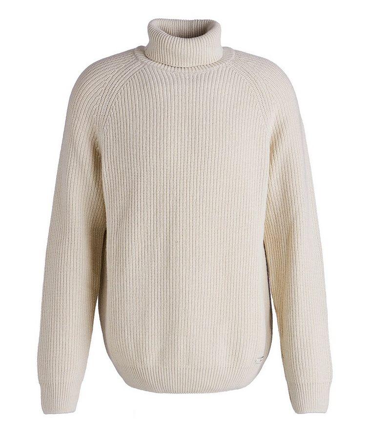 Huckle Wool-Blend Turtleneck image 0