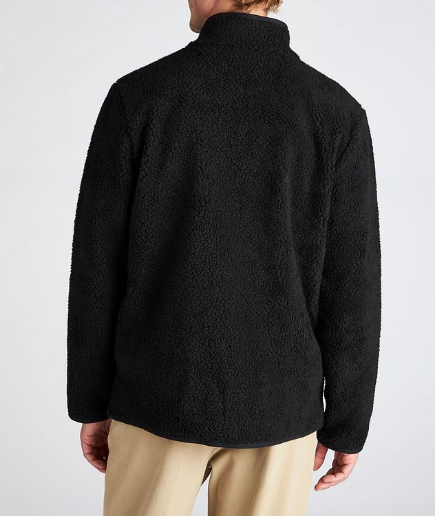 Wolf Fleece Zip-Up Jacket picture 3