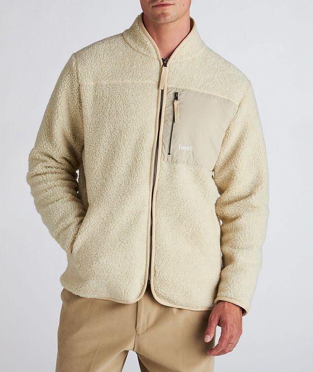 Wolf Fleece Zip-Up Jacket picture 2