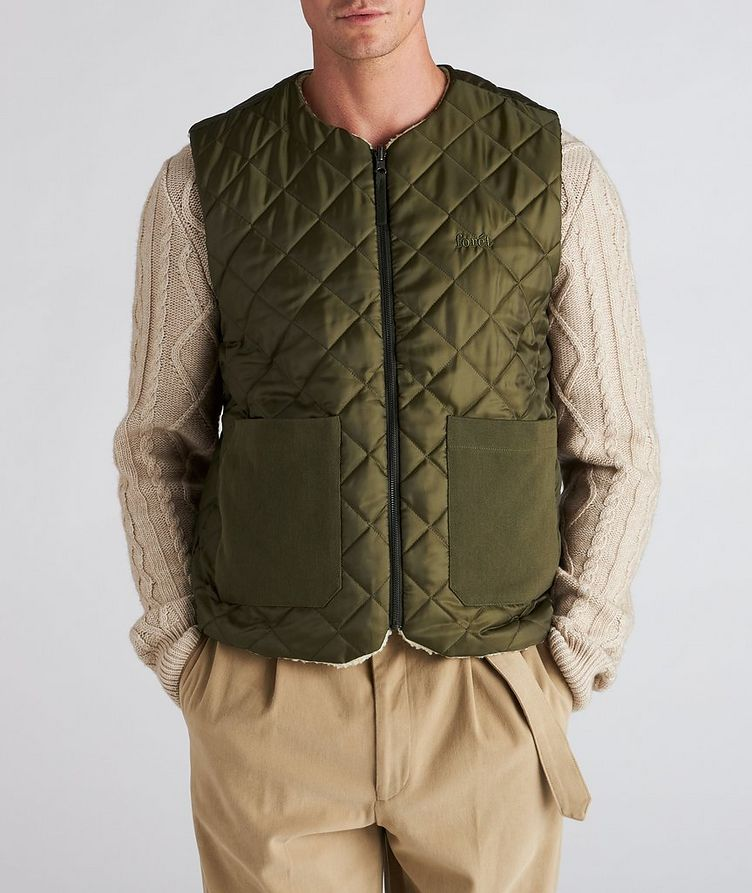 Reflect Reversible Quilted Vest image 1